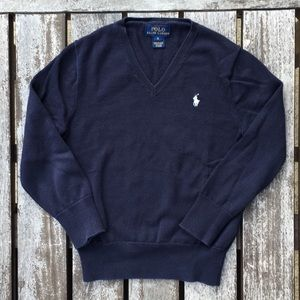 6 (Fits like 4/5) POLO Ralph Lauren Cotton Sweater